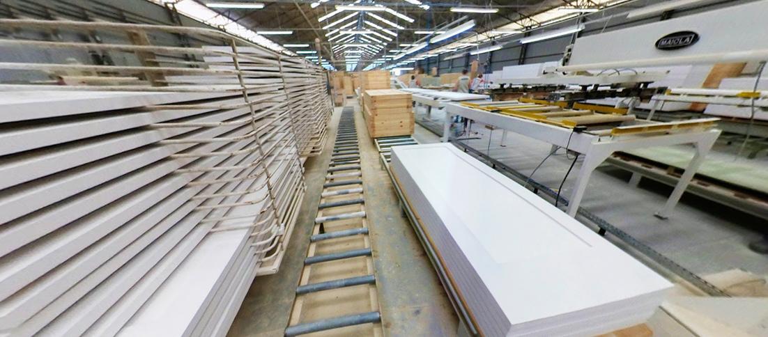 Rosina painting factory